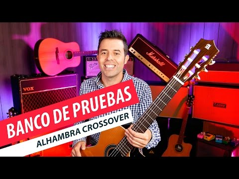 Alhambra Crossover guitar Review and Test