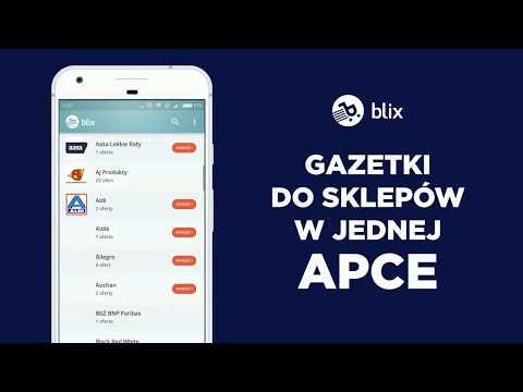 Blix Gazetka Gazetka Promotions