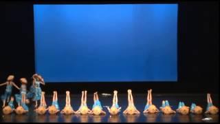 第51屆學校舞蹈節高級組--迦密梁省德學校--海之歌(京族)