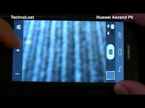 Huawei Ascend P6 - Focus Multimedia [ITA] by TechnoLost