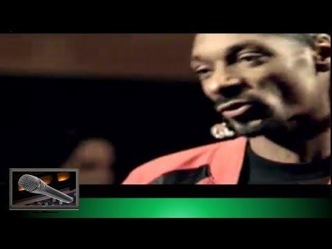 Snoop Dogg in studio face off