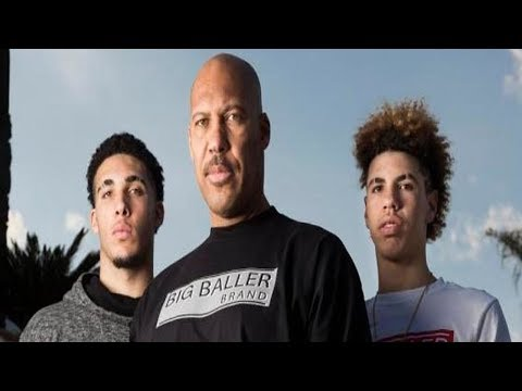 Lavar Ball PULLS Liangelo & Lamelo From Lithuanian Team: 'We're not going to waste our time no more'