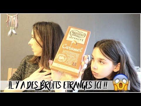 IL Y A DES BRUITS ÉTRANGES ICI 😱 | Family vlog
