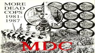 MDC - More Dead Cops 1981-1987 (Full Album)