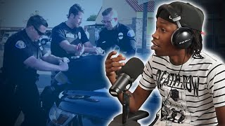 NWM Cee Murdaa on Getting Shot 5 Times, Waking up Handcuffed To The Bed