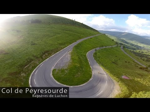 Col de Peyresourde (Luchon) - Cycling Inspiration & Education