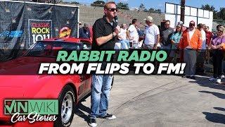 How Rabbit got his big break in Automotive Radio