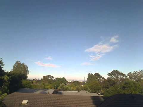 cloud timelapse 3 to 4 nov 2015 2015