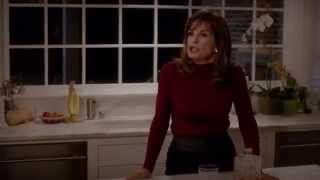Sue Ellen & John Ross powerful kitchen confrontation (Dallas TNT 3x06)