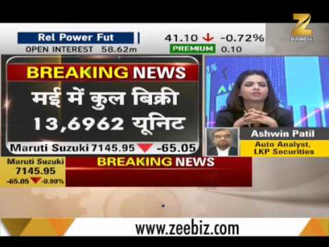Aapka Bazaar: Maruti Suzuki grows 15.5 % in domestic sales; escorts at record high