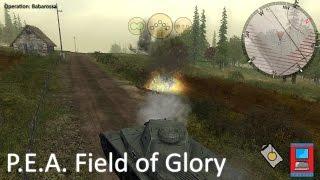 Panzer Elite Action: Fields Of Glory  - Operation Babarossa