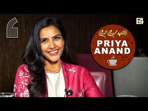 Chit Chat With Priya Anand | Adithya Varma | Dhruv Vikram | E4 Entertainment
