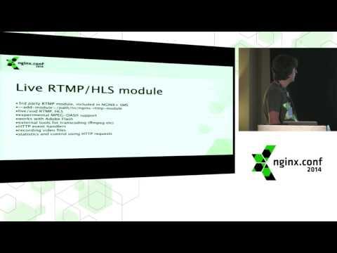 Video Streaming with NGINX: Roman Arutyunyan @nginxconf 2014