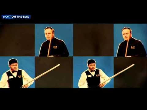 Haikou World Open Snooker 2013 on ITV4