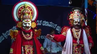 Yakshagana - Shri Devi Mahatme (Raktabheeja by Ganesh Shetty Kannadikatte) - Part 1