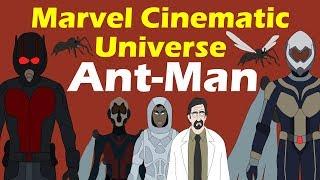 Marvel Cinematic Universe: Ant-Man (Complete - AMatW Spoilers!)