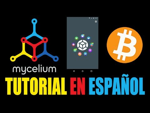 🌟 MYCELIUM BITCOIN WALLET Tutorial De La Billetera Mycelium