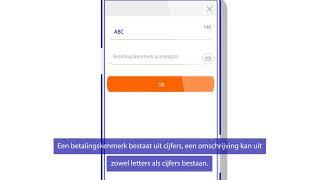 Overboeken in de Rabo Bankieren App