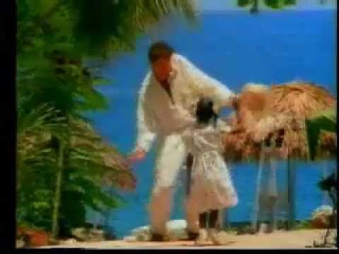 "David Hasselhoff  - ""The Limbo Dance""  Official Music Video"