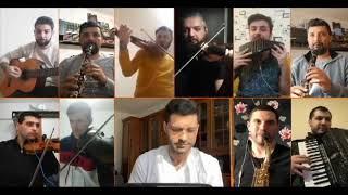 Gabriel Dumitru și Orchestra Chindia - #Stămacasă ( LIVE ) #Ascultă_mă_inimioară