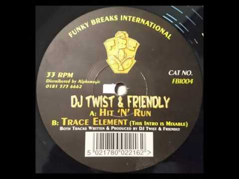 DJ Twist & Friendly - Hit'n'Run