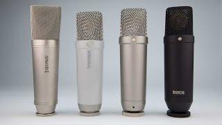 Rode NT1 KIT 1 Inch Cardioid Condenser Microphone Shockmount ORIGINAL