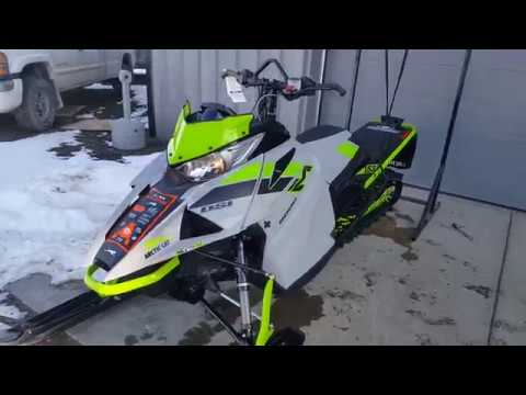 2015 Arctic Cat M8