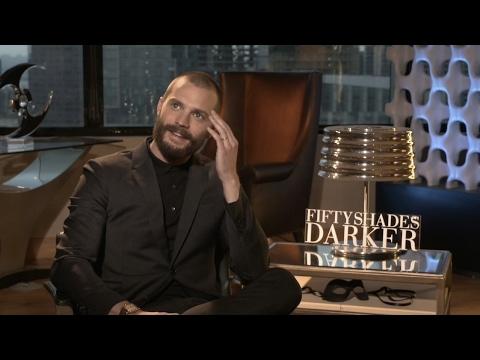 Jamie Dornan - Fifty Shades Darker Interview with Fox5