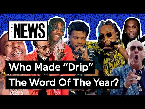 "Who Really Started The ""Drip"" Trend In 2018? 