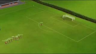 Championship Manager 2010 - trening strzelecki