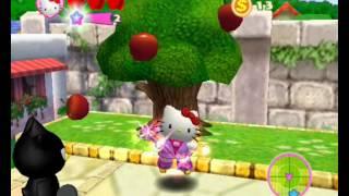 Játékbemutató Hello Kitty Roller Rescue 1