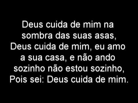 Play Back Legendado - Deus Cuida de Mim