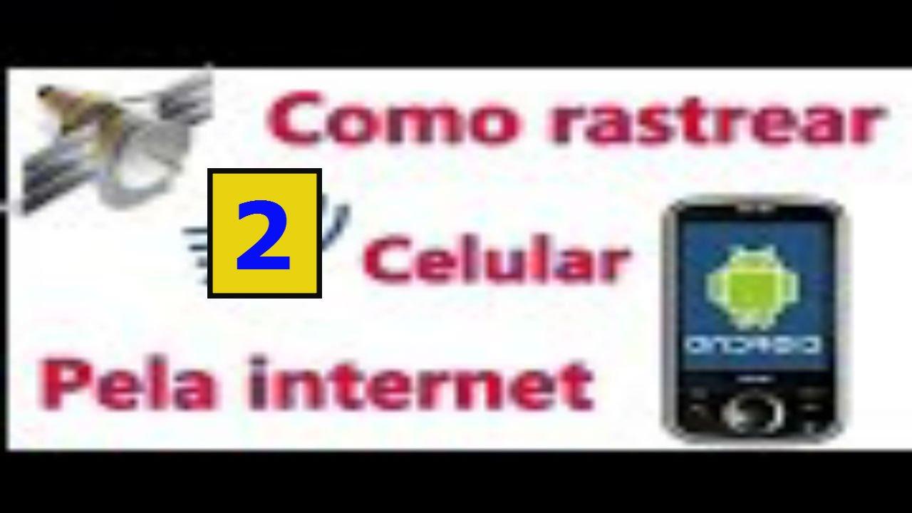 localizar um celular pela internet