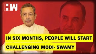 The Vinod Dua Show Ep 156: In six months, poeple will start challenging Modi- Swamy