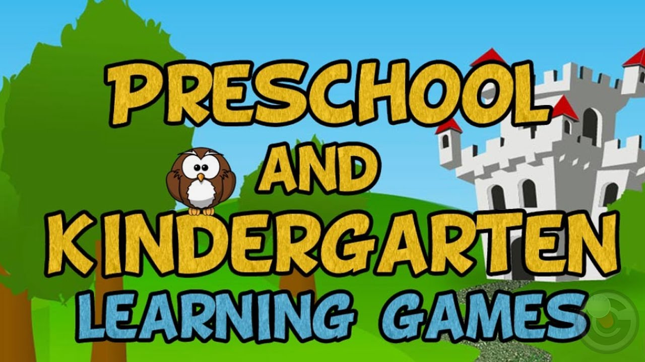 Preschool And Kindergarten Learning Games Iphone Ipad