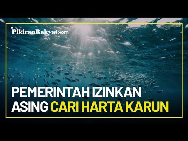 Fadli Zon Menyoroti Sikap Presiden Jokowi yang Izinkan Asing Cari Harta Karun di Indonesia