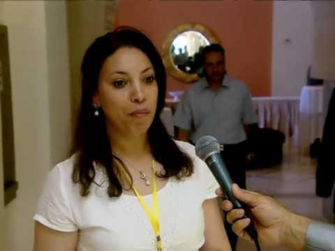 """Première conférence eTwinning plus Tunisie """"foire et interviews"""""""