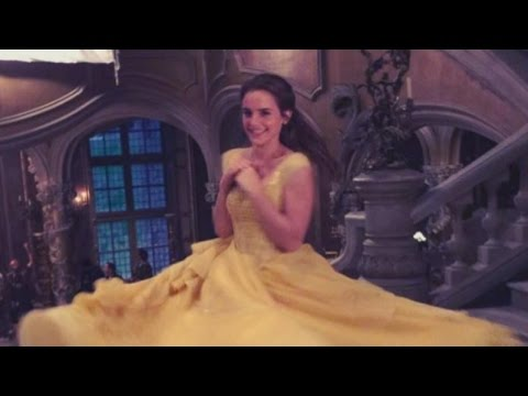 Thumbnail: Emma Watson Celebrates 'Beauty and the Beast' Opening Day With Stunning Belle Costume Pic!
