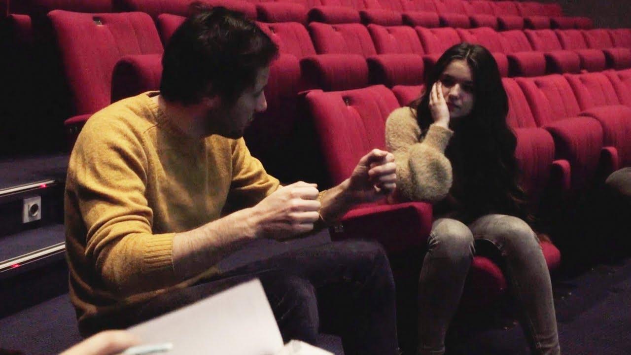 Erza Muqoli - Répétitions avec Vianney pour la tournée