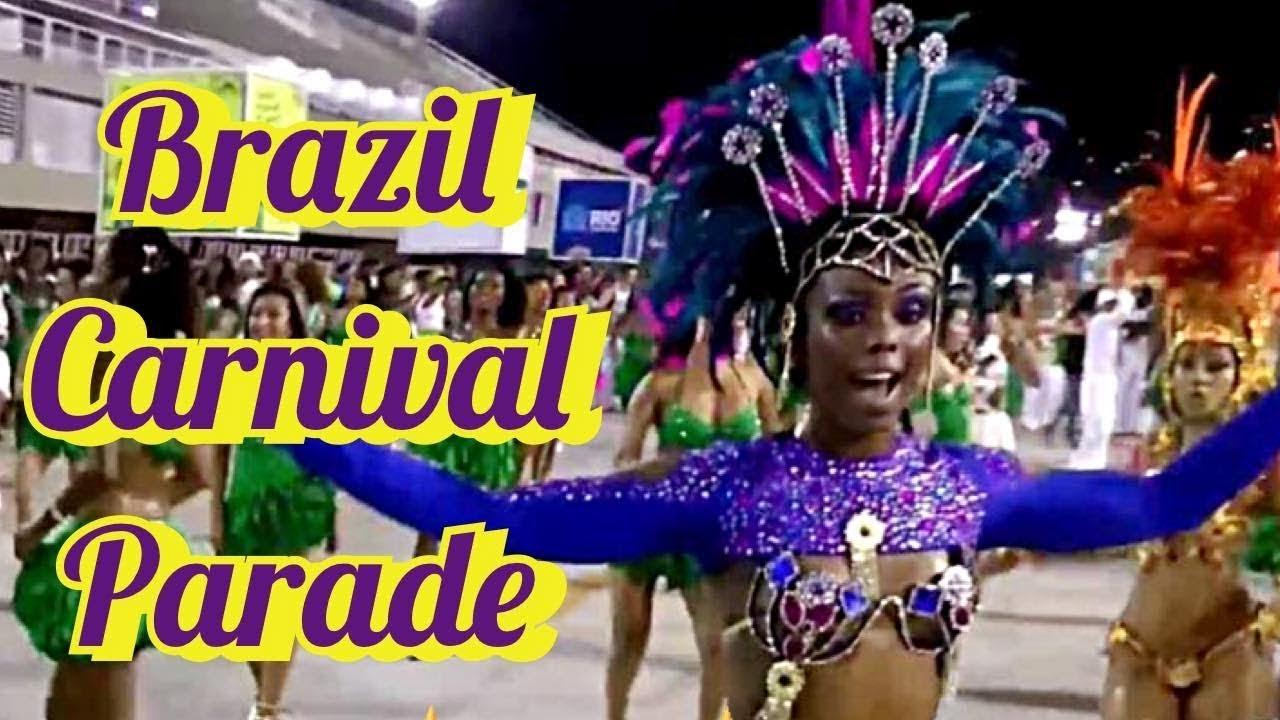 BRAZILIAN BEST SAMBA DANCING: ONE HOUR OF RIO DE JANEIRO CARNIVAL ...