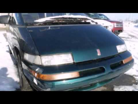 1995 Oldsmobile Silhouette Indianapolis IN 46168 - YouTube