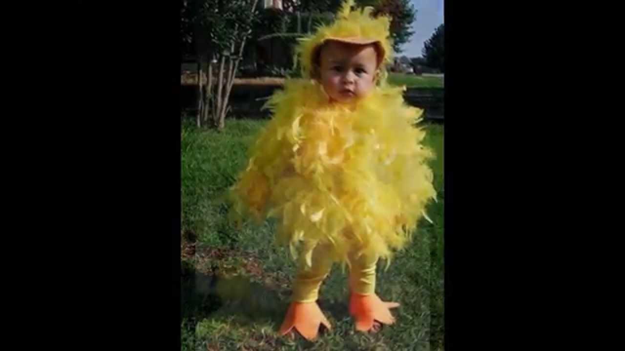 disfraz de pollo para bebe