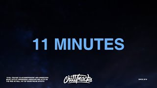 yUNGBLUD, Halsey - 11 Minutes (Lyrics / Lyric Video) ft. Travis Barker