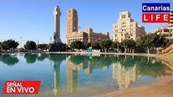 📹🔴 LIVE WEBCAM from Puerto/Avenida Marítima Santa Cruz de Tenerife