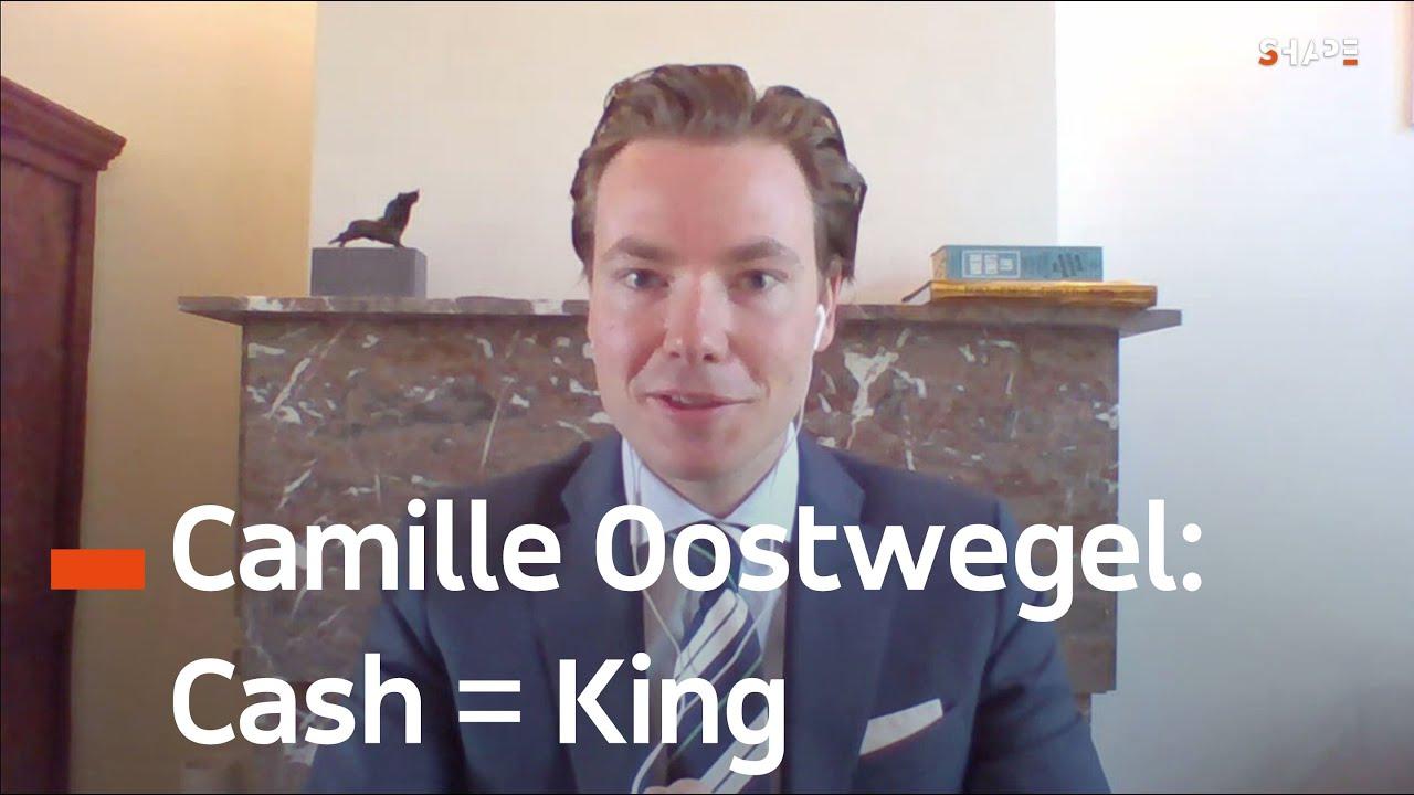 'Cash = King' | Camille Oostwegel | Corona KeukenCast