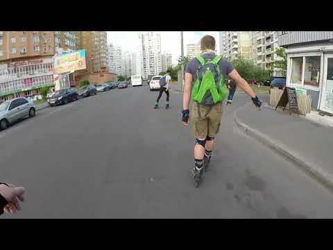 Roller Kiev Потеряться на Позняках Starlight