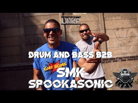 UNKF | B2B | SMK x Spookasonic (Red Alert) [DNB]