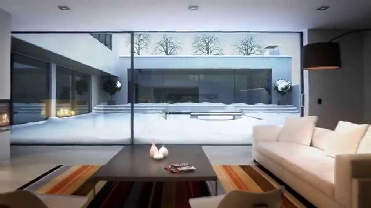 Reynaers Hi Finity Aluminium Sliding Patio Doors UK Designers