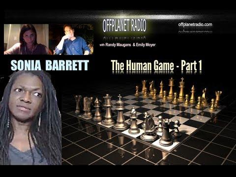 Sonia Barrett: The Human Game-A Series-Part 1