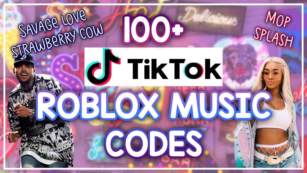 20+ TIKTOK ROBLOX MUSIC CODES/ID *2019/2020* *WORKING ...   Tiktok Songs 2021 Roblox Id